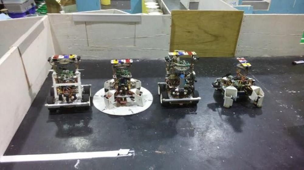 Robot Buatan Anak Bangsa ini Juara di Amerika