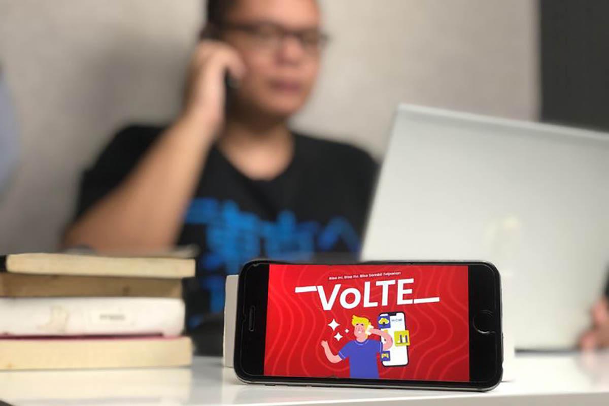 Menuju 5G Indonesia, Telkomsel Terapkan Layanan Jaringan VoLTE