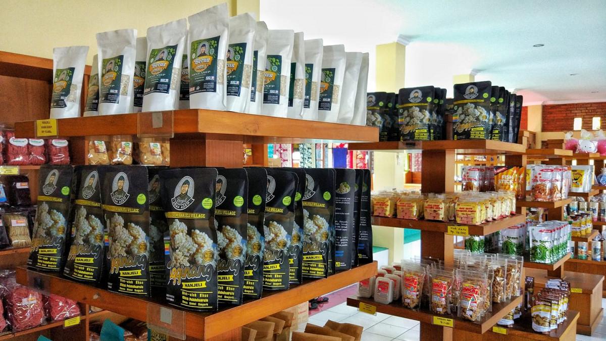 Hanjeli, 'Emas Hijau' dari Waluran Sukabumi