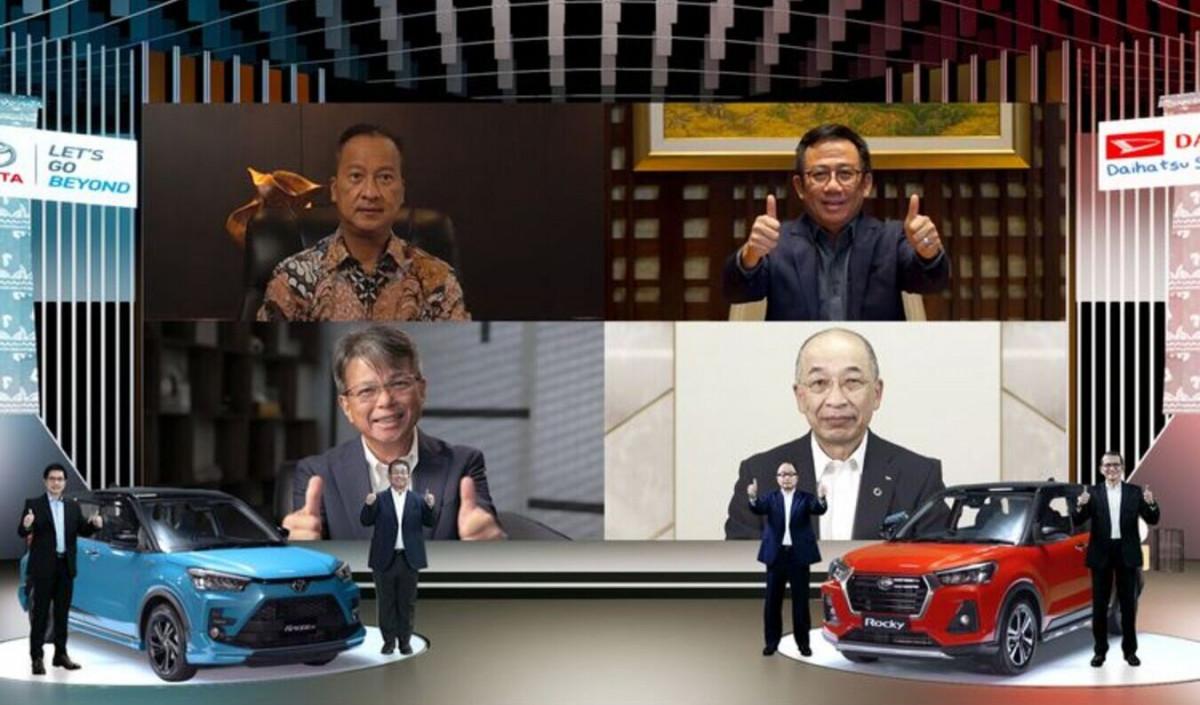 Duet Maut Toyota-Daihatsu Resmi Meluncur, eCommerce Janjikan Unit Ready Stock