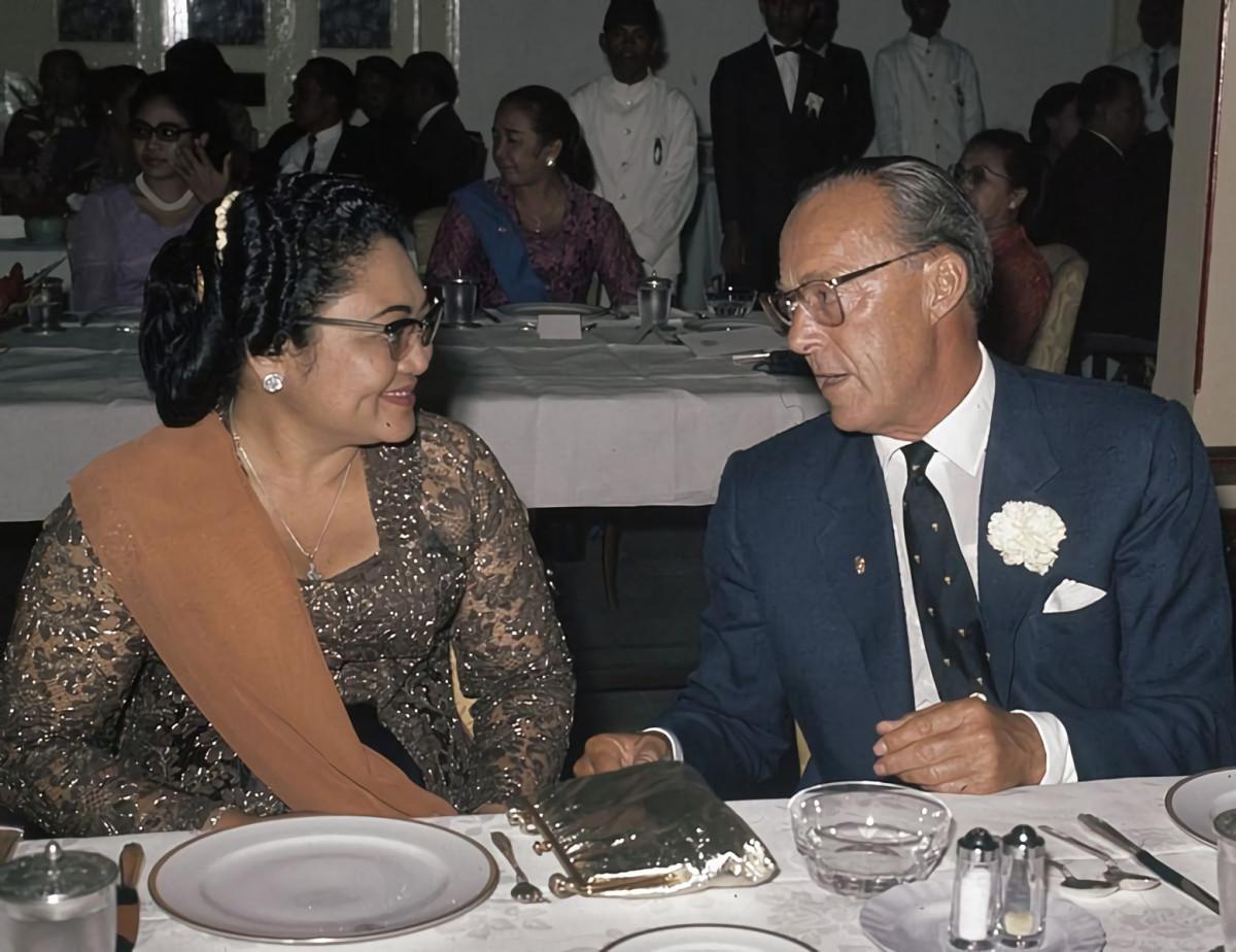 Sosok Tien Soeharto, Ibu Negara Penopang Kepemimpinan Soeharto