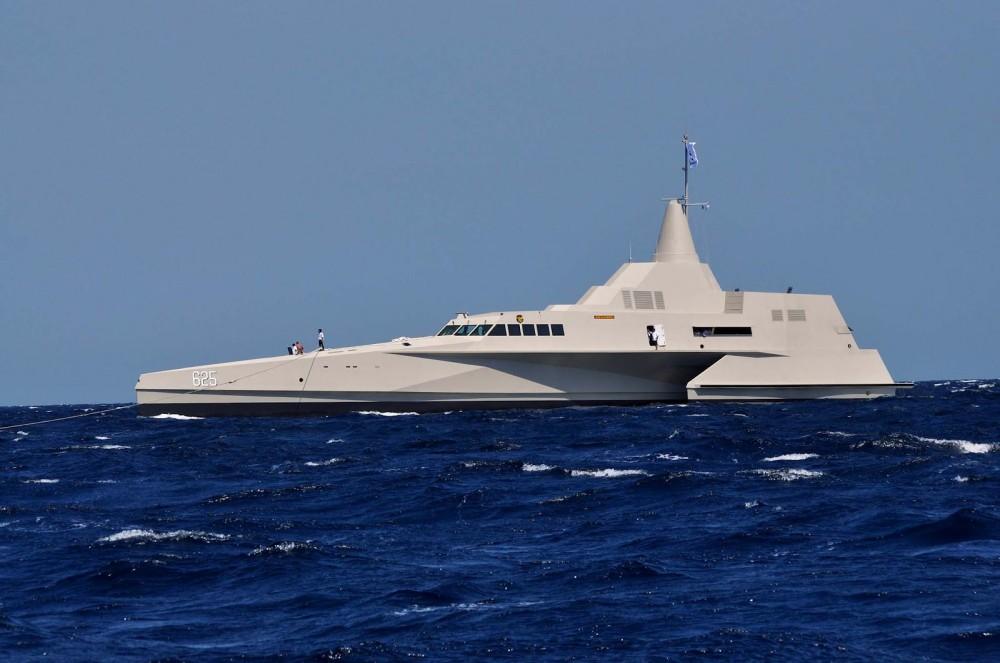 Menunggu Peluncuran Pengganti Kapal Perang Berwujud 'Aneh' ini Untuk Angkatan Laut RI