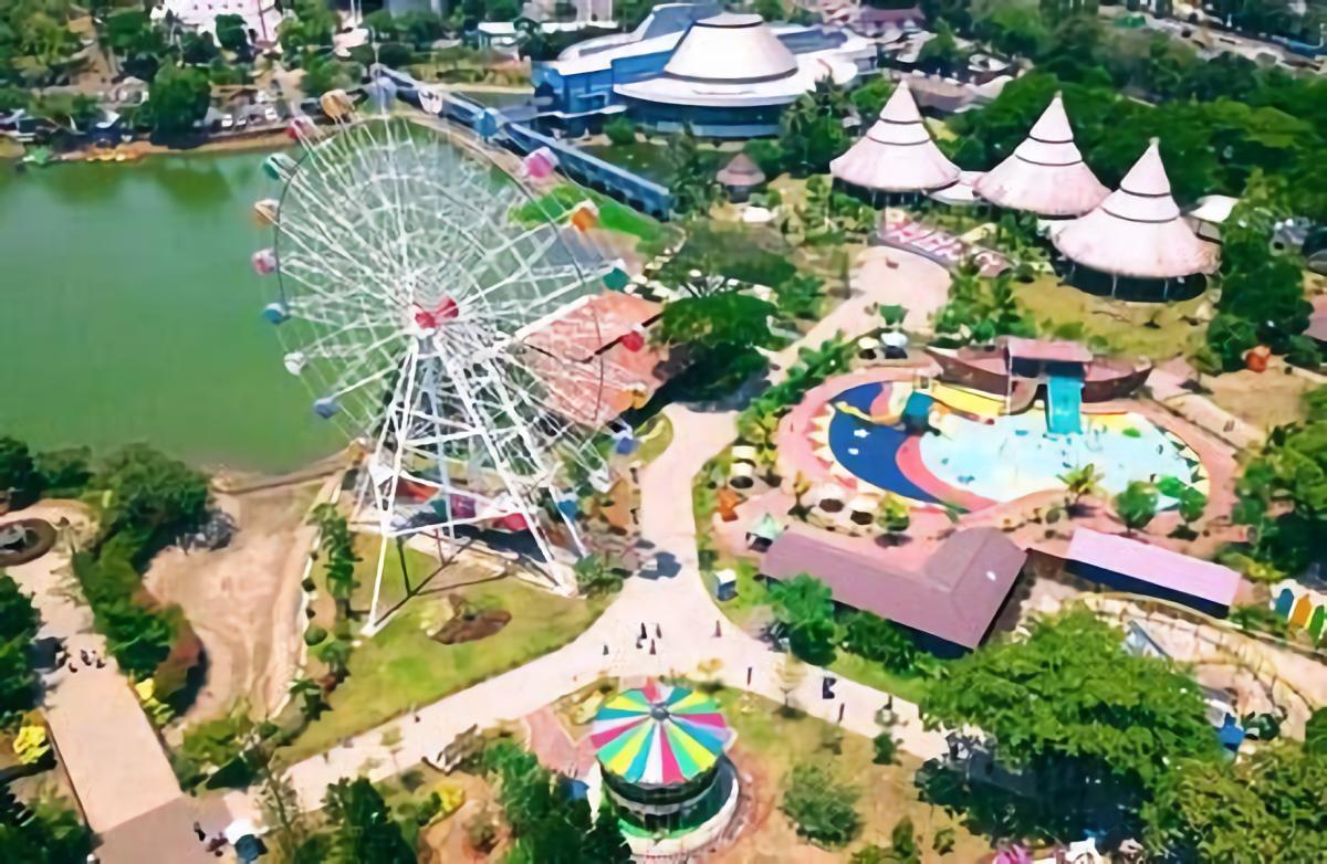 TMII, Cita-cita Bu Tien Bangun Disneyland Khas Indonesia