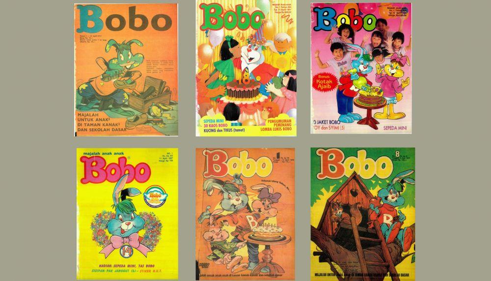 Majalah Anak-anak, Masa Lalu yang Selalu Dirindu