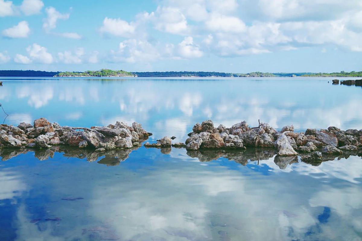 Laut Mati di Pulau Rote, Objek Wisata Unik yang Belum Banyak Terjamah