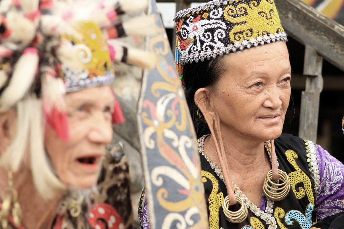 Desa Budaya Pampang, Sepercik Budaya yang Nampak dari Hutan Tropis Kalimantan