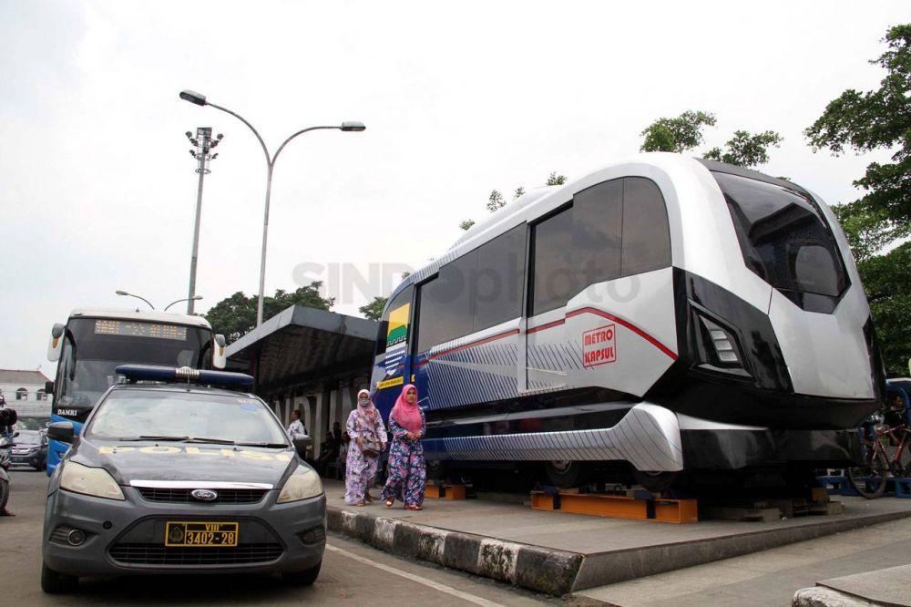 Setelah Angkot Eksklusif Sekarang Bandung Bersiap dengan LRT-nya