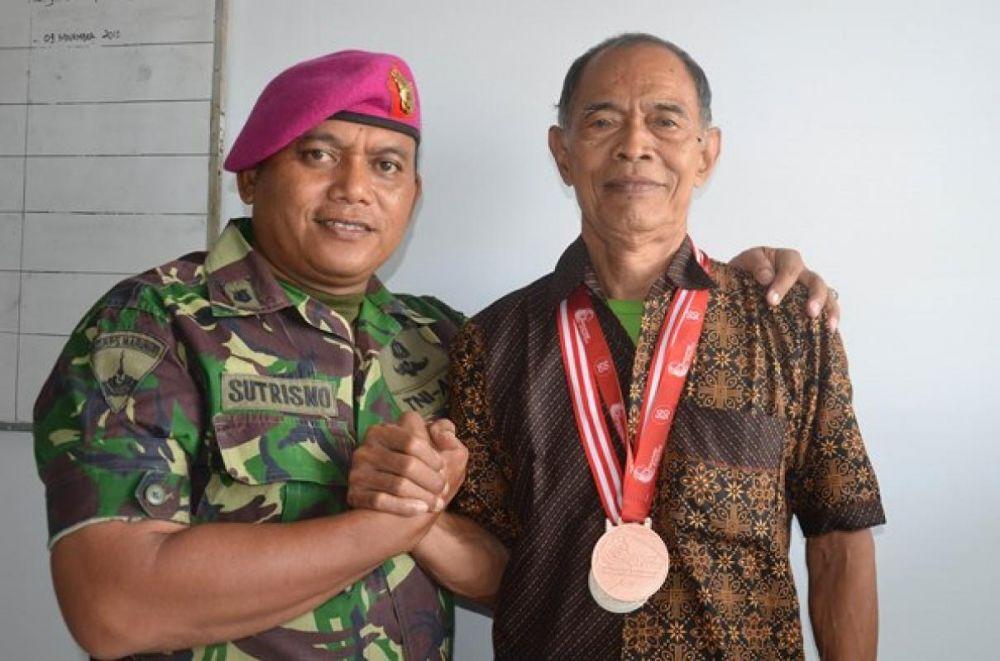 Usianya 78 Tahun, tapi Kakek Satu Ini Berjaya di Kejuaraan Atletik Sedunia