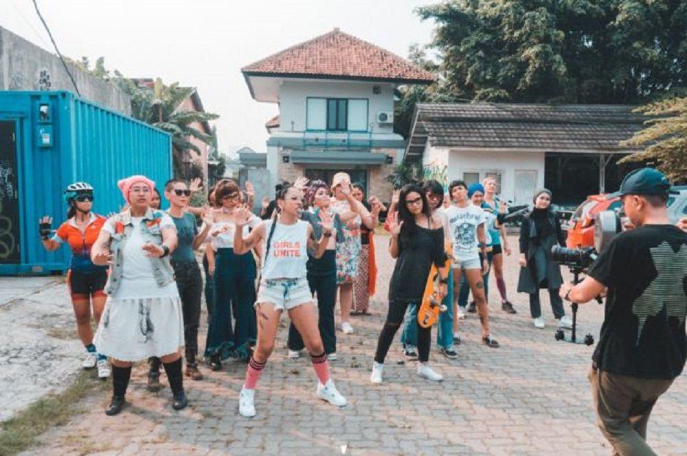 Lewat Lagu, Yacko Lawan Pelecehan Seksual di Jalanan
