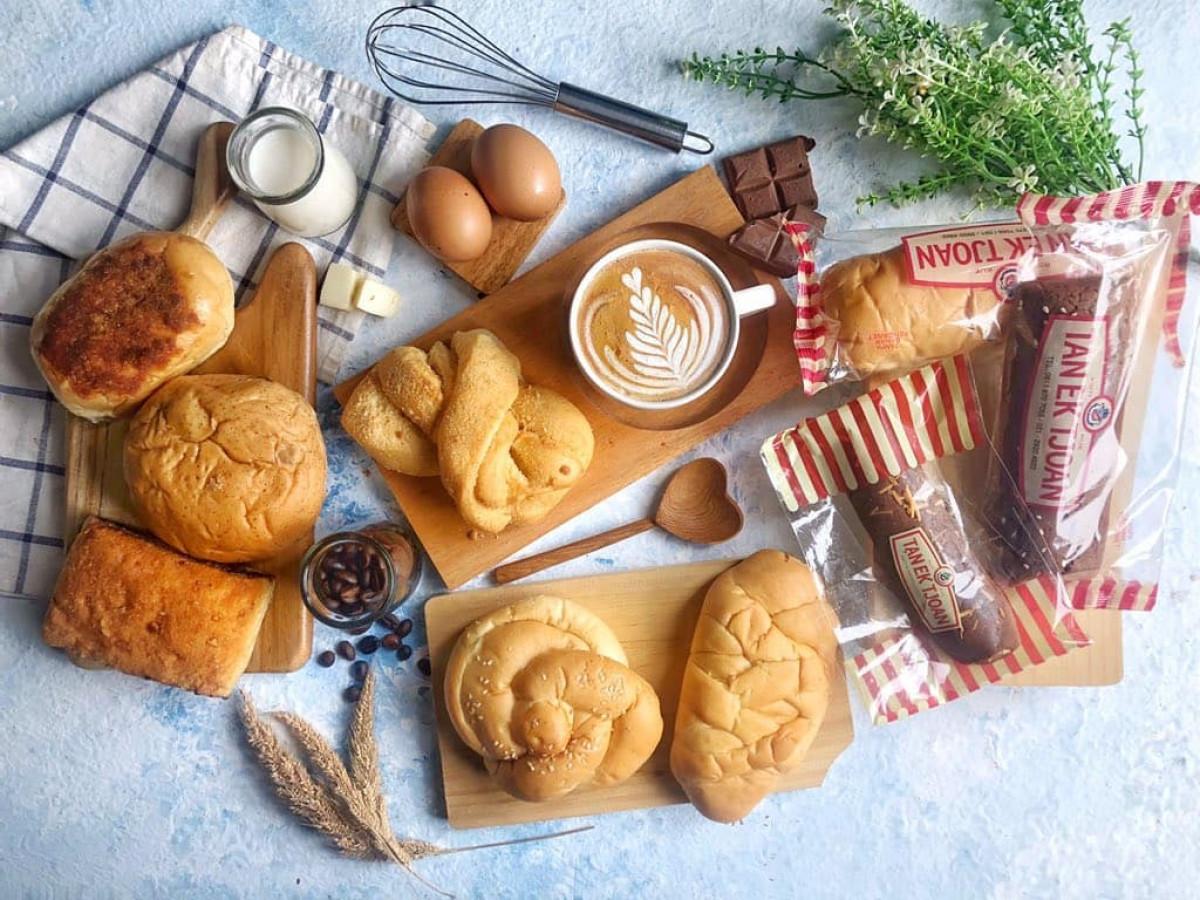 Inilah 5 Fakta Sejarah Tan Ek Tjoan, Roti Jadul Rasa Autentik