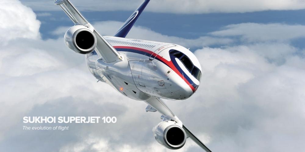 PT DI Dipercaya Mampu Membuat Komponen Pesawat Sukhoi