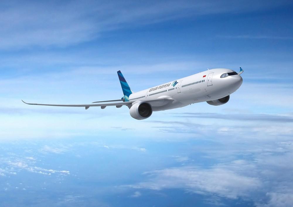 """Garuda Indonesia Raih """"Emas"""" di Ajang ASEAN Marketing Summit 2019"""