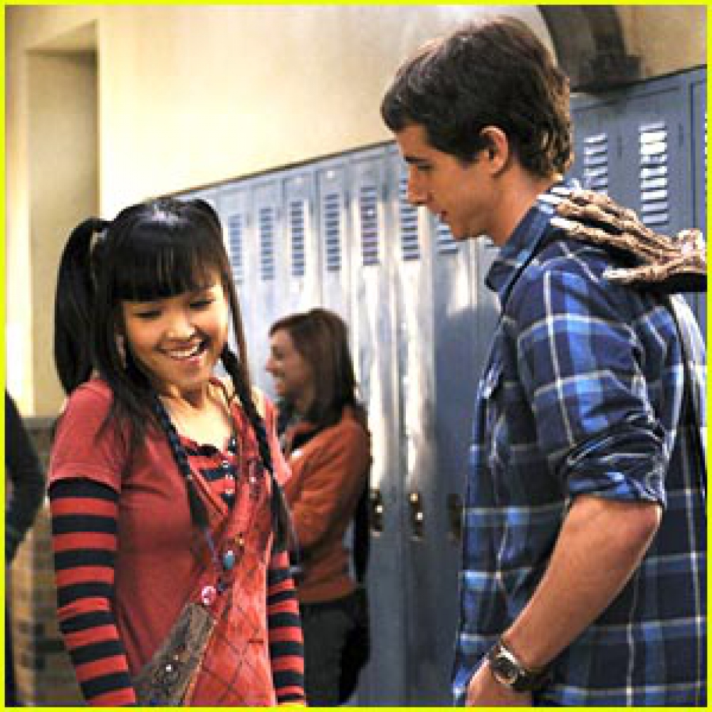Disney Aaron Stone's Sweetheart Is From Indonesia