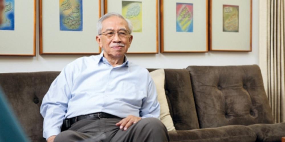 Achmad Noeman, Sang Arsitek Seribu Masjid