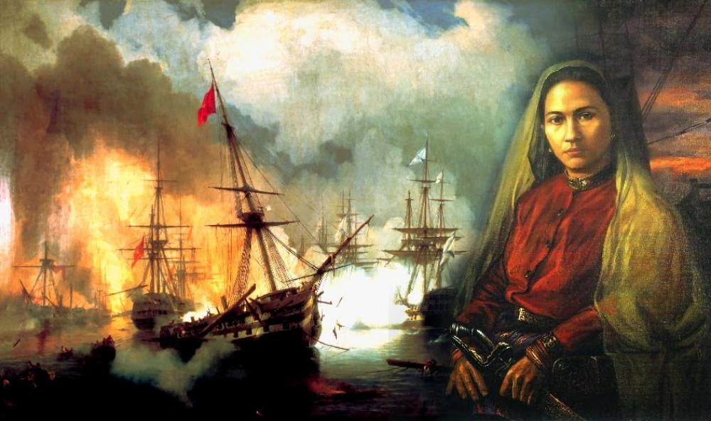 Admiral Perempuan Pertama di Dunia. Dari Aceh