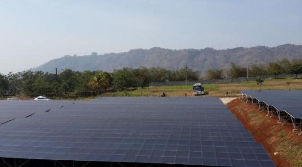 Akhirnya Indonesia miliki 'Taman' Surya terbesar di Jawa