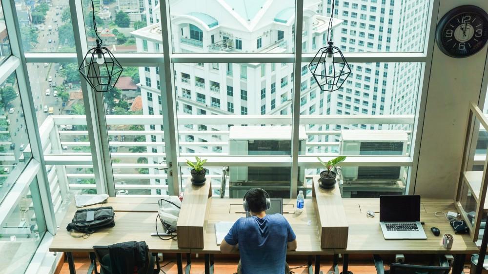 Melihat Megahnya Jakarta lewat Foto-foto Udara