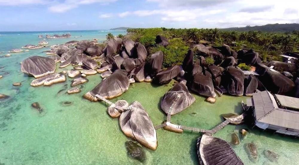 Salah Satu Daerah di Kepulauan Riau Ini Akan Dikembangkan Menjadi Geopark Dunia!