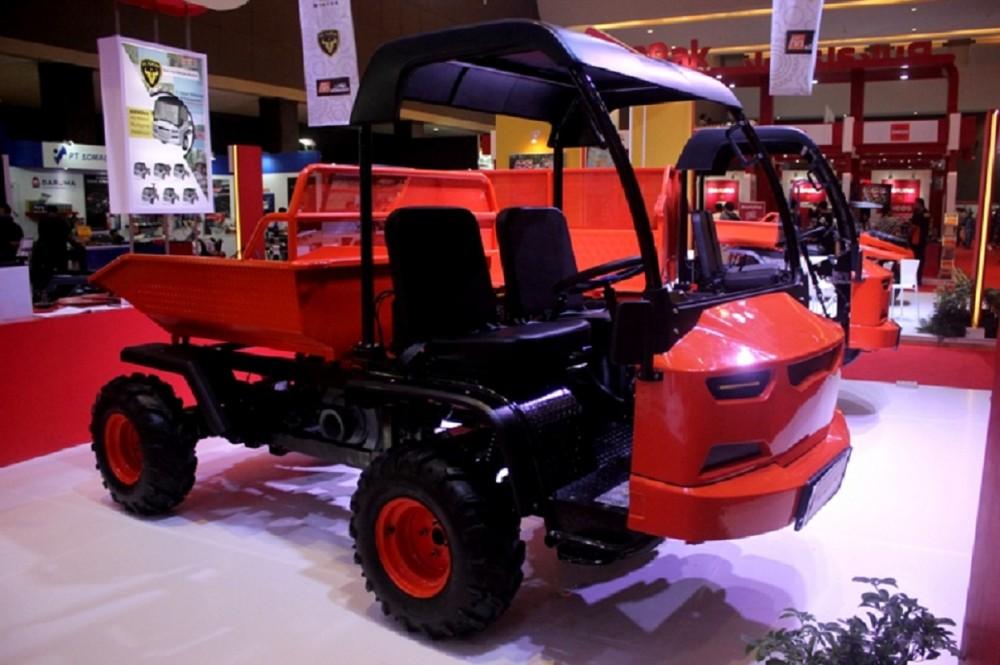 Mobil Desa Karya Indonesia Bakal Diproduksi Tahun Depan