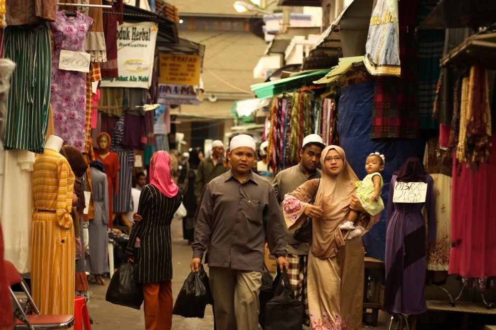 Yang Khas, Yang Legendaris Kuliner Timur Tengah di Surabaya