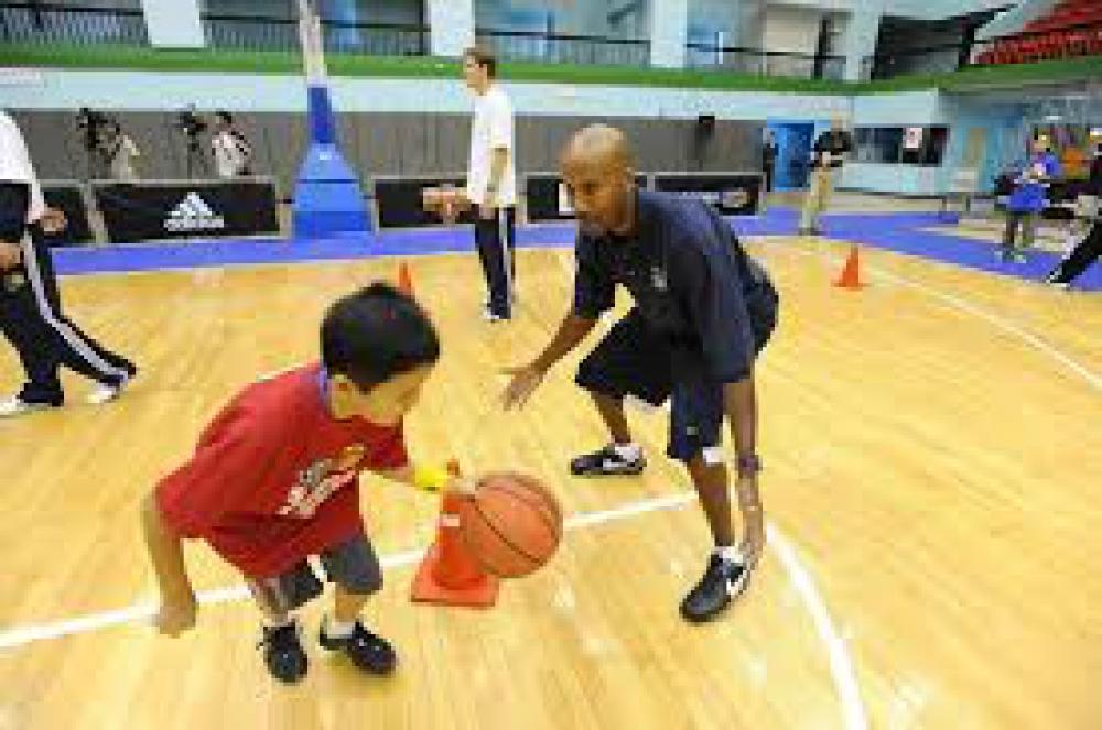 Anak Indonesia berlatih Basket di NBA