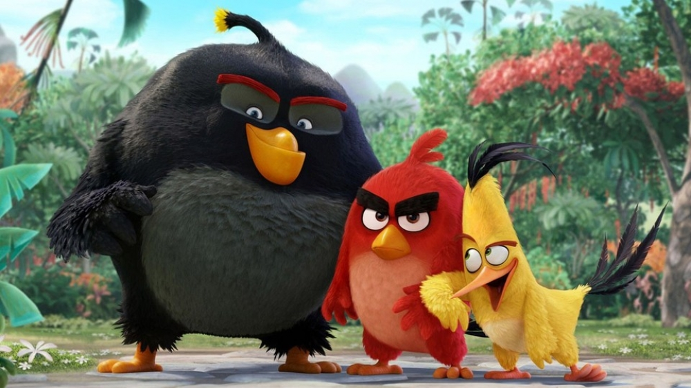 Ada Indonesia di film The Angry Birds Movie