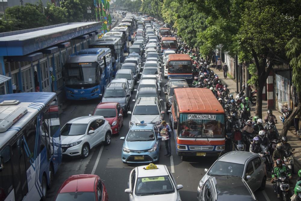 Percaya atau Tidak, Lalin di Jakarta Telah Membaik Menurut Indeks Global