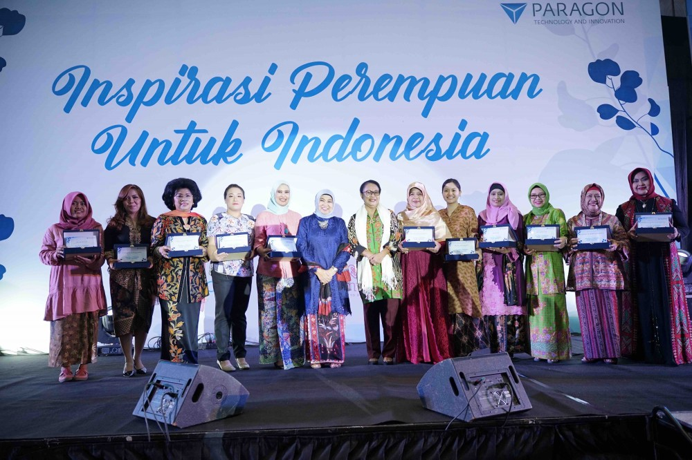 """Para Srikandi di Forum """"Inspirasi Perempuan untuk Indonesia"""""""