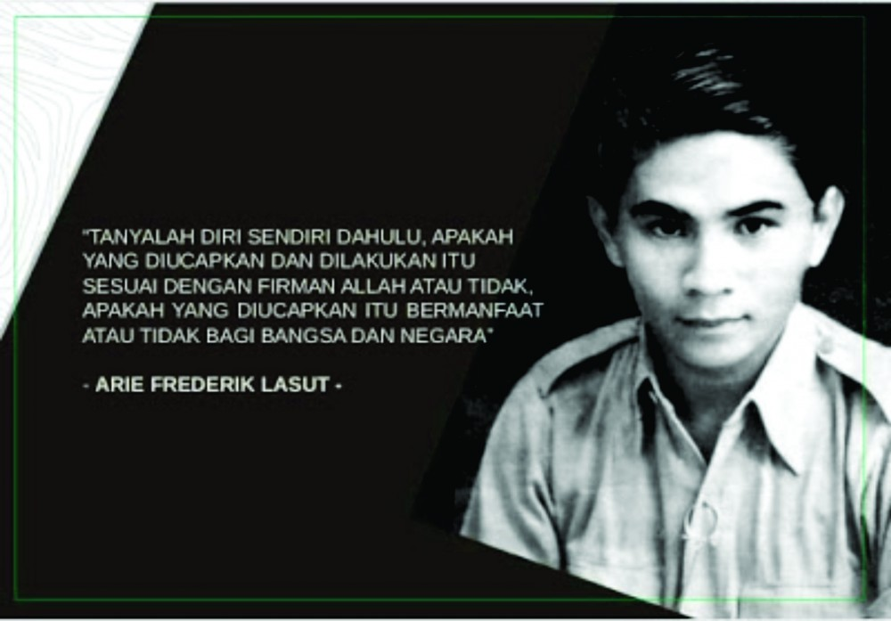 Mengenal Sosok Arie Lasut, Pahlawan Nasional yang Gugur Dalam Menjaga Dokumen Pertambangan Negara