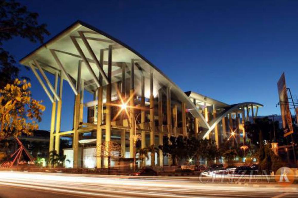 Arsitektur Asia Timur. Riau Juaranya
