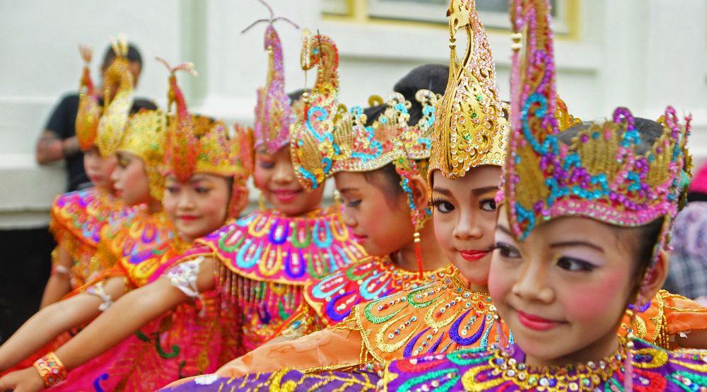Anak Indonesia Termasuk yang Paling Bahagia di Dunia