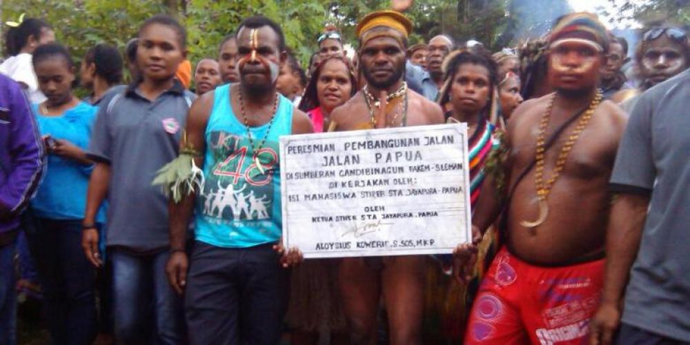Asal Usul Jalan Papua di Yogyakarta