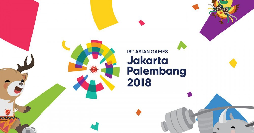 Gempita Asian Games 2018