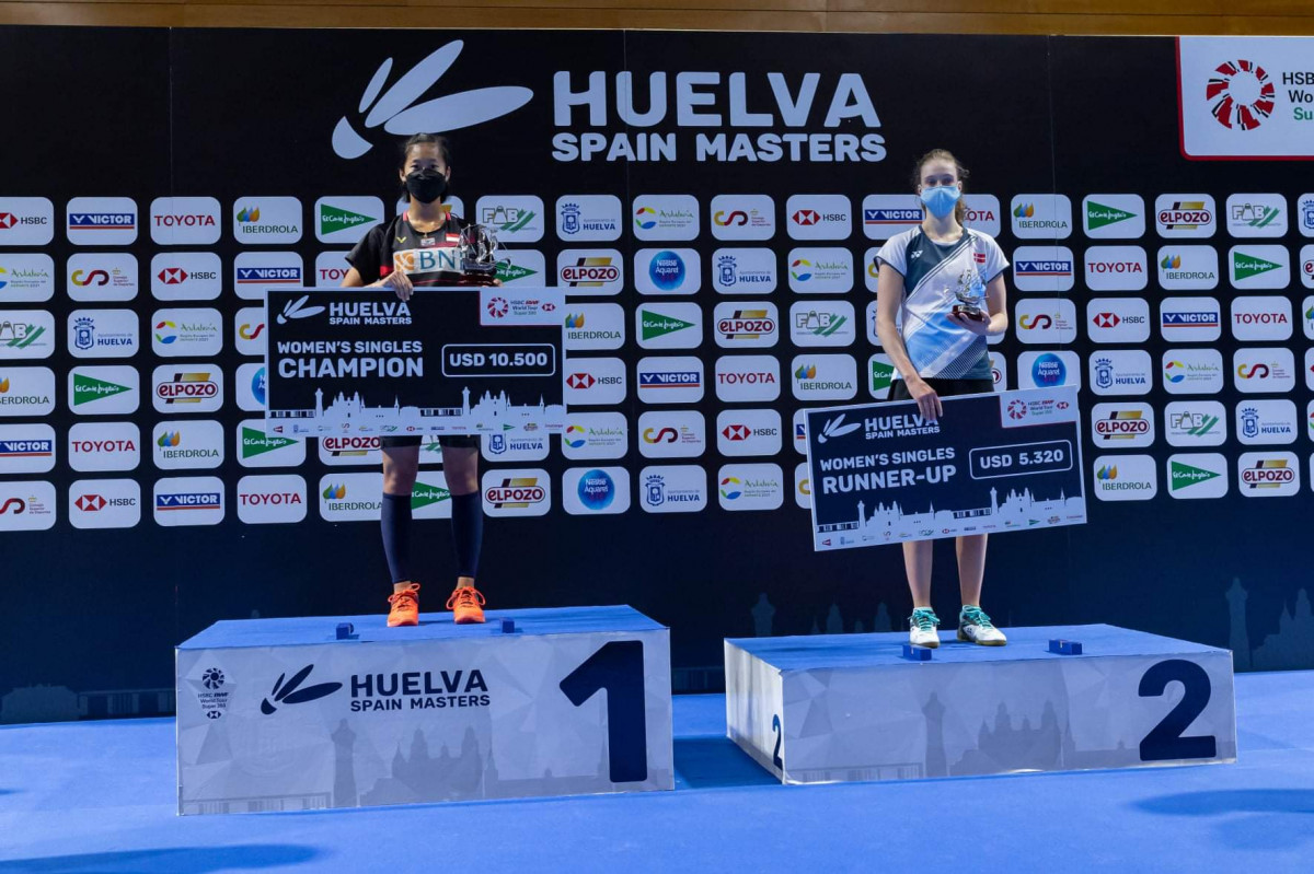 Indonesia Borong 4 Gelar Pada Kejuaran Badminton Spain Masters 2021