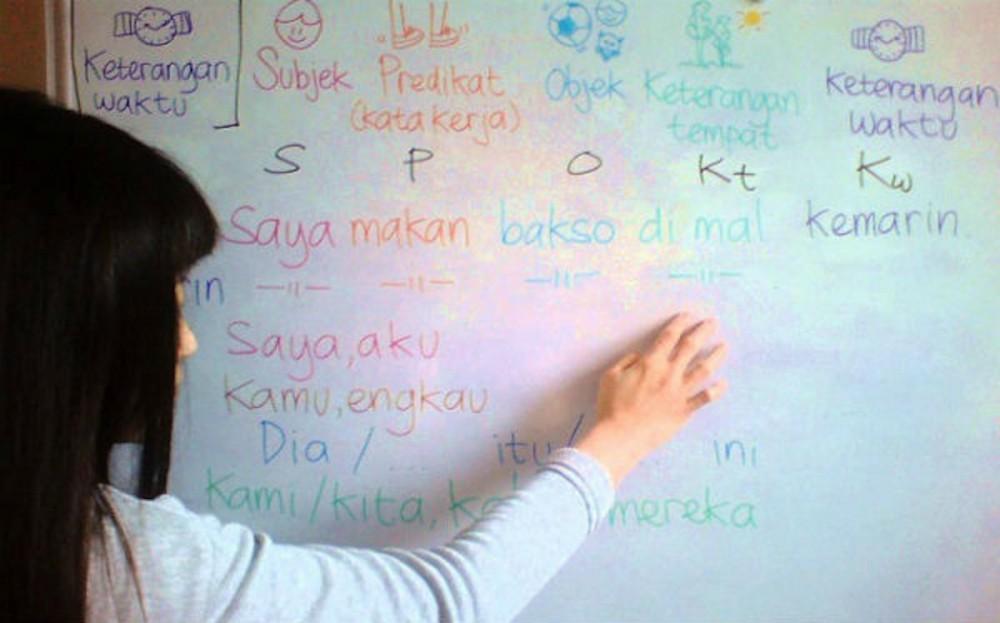 Bahasa Indonesia Menjadi Bahasa Global: Mari Lestarikan!