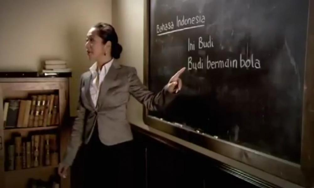 Bahasa Indonesia Siap Bersaing dengan Bahasa Asing