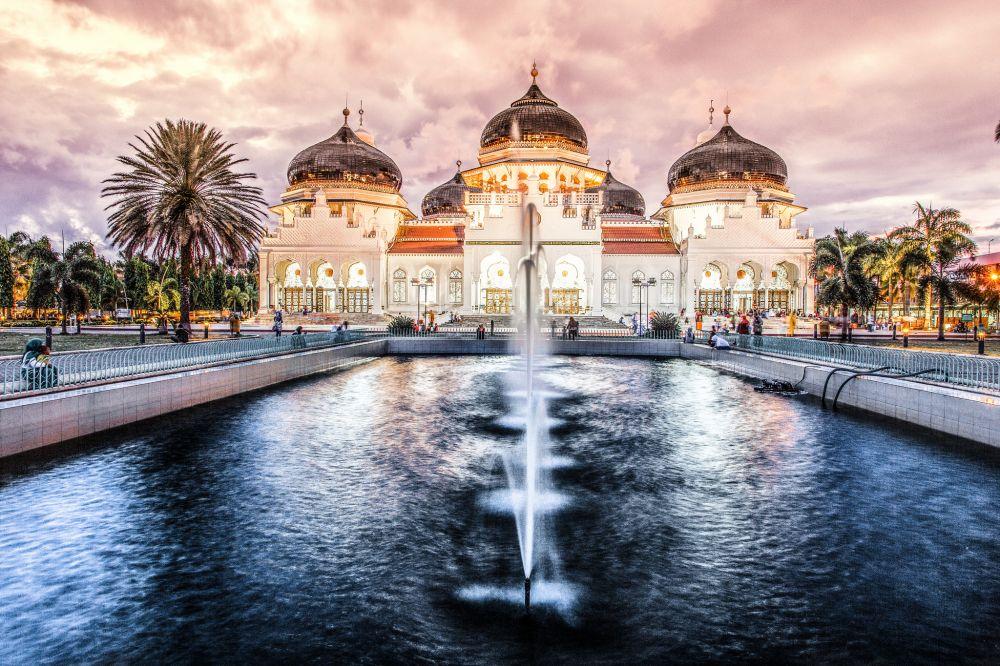 7 Masjid Terbesar di Asia Tenggara, 4 Di Antaranya di Indonesia!