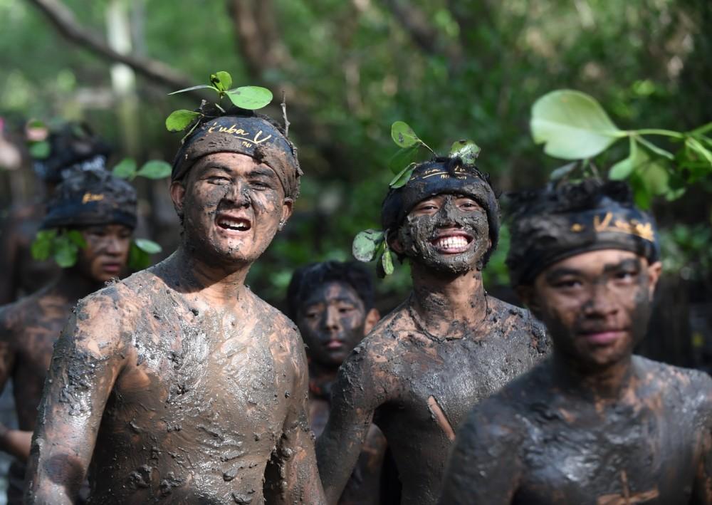 Mandi Lumpur di Bali Untuk Mensucikan Diri, Bagaimana Bisa?