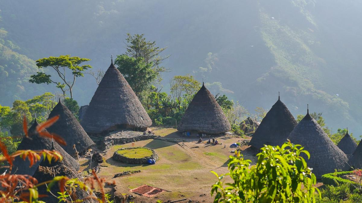 Selisik Uniknya Wae Rebo di Nusa Tenggara Timur