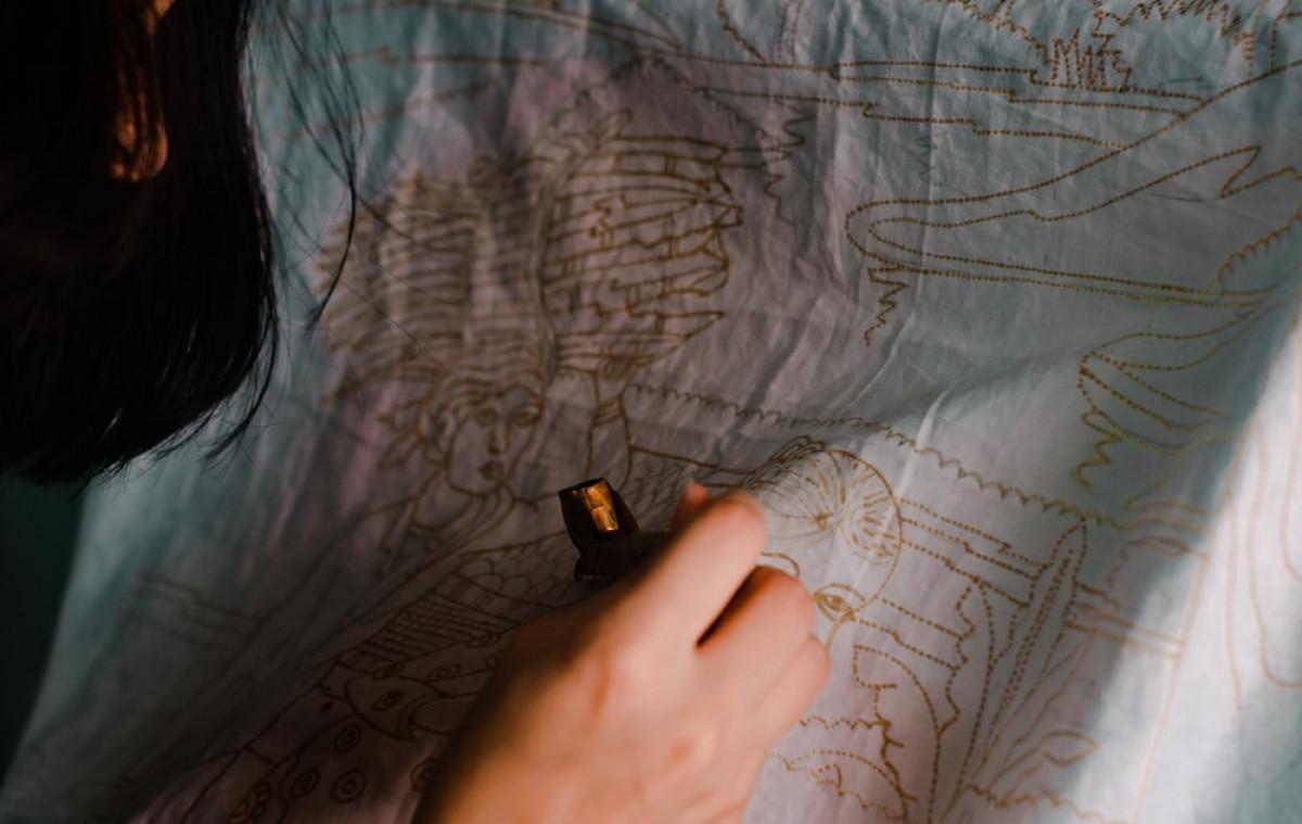 Ciri dan Karakteristik Batik Madura, Berwarna Berani dan Kuat