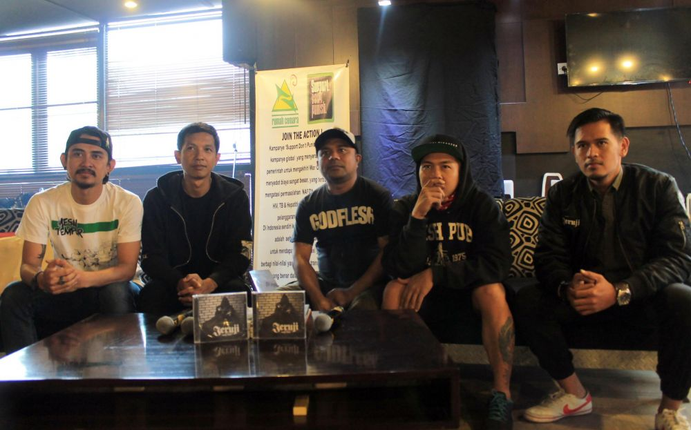 Band Hardcore 'Jeruji' Akan Tur Konser di Eropa!