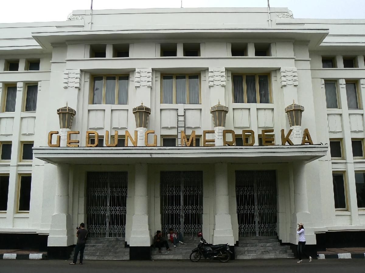 Gedung Merdeka, Bangunan Kolonialisme hingga Jadi Tempat Persatuan Asia-Afrika