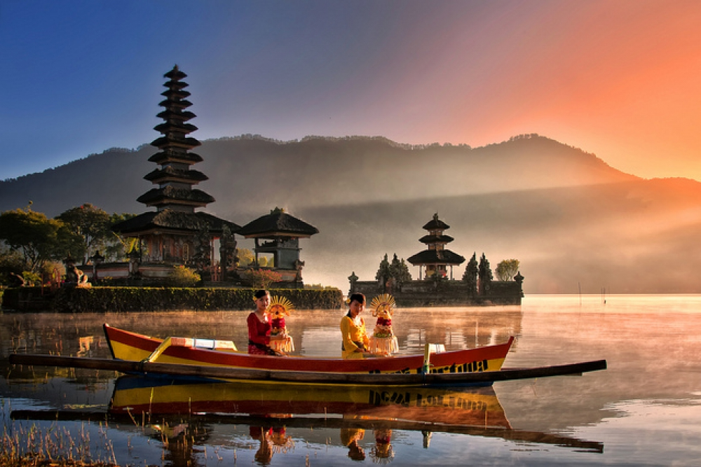 Most Beautiful Places In Bali According To English Woman Good News From Indonesia