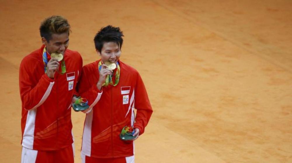 Berapa Banyak Bonus yang Diterima Peraih Medali di Olimpiade Rio 2016? Indonesia Ternyata Paling Besar