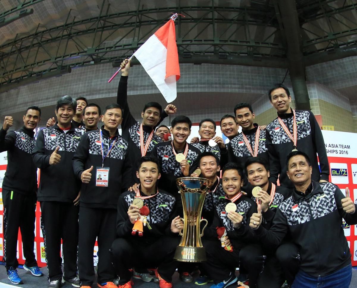 TOP 10 BWF World Team Rankings 2020, Berapa Peringkat Indonesia?
