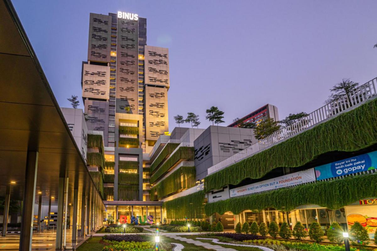 Deretan Kampus Swasta Terbaik Indonesia 2021, Binus Geser Tel-U di Peringkat Pertama