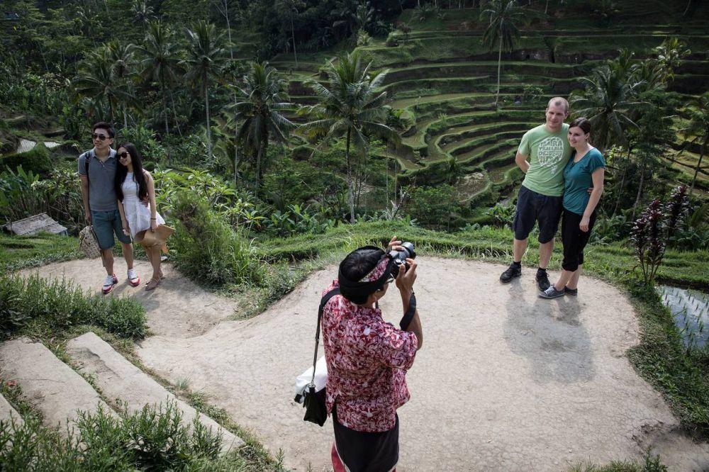 1,14 Juta Wisatawan Mancanegara Datang ke Indonesia Sepanjang April