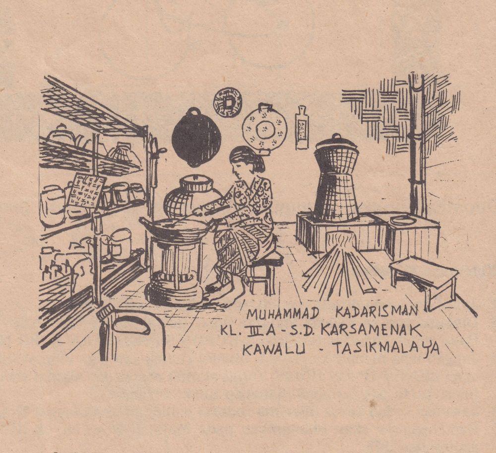 Ingatan Kuliner dan Cerita