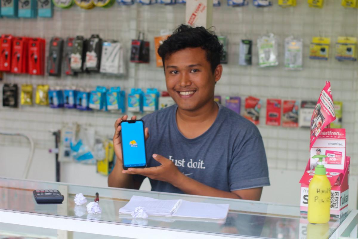 Dapat Pendanaan 80 Juta Dolar AS, Startup Ini Dorong 6,5 Juta UMKM Go Digital