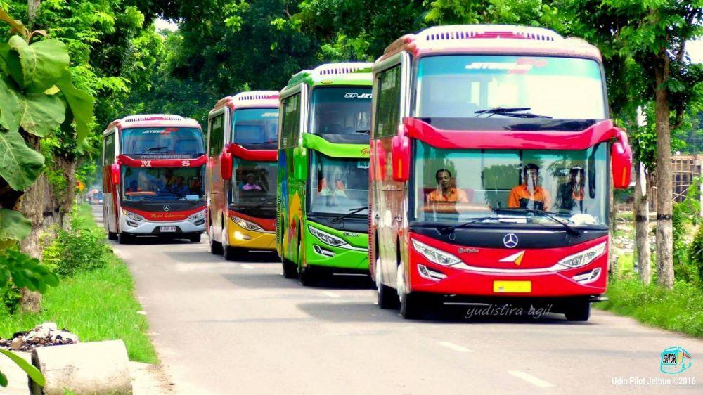 Mengapa Bus di Indonesia Menggunakan Klakson Telolet?